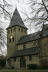 Kirche in Ruhne